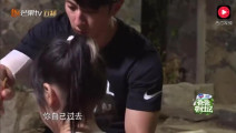 未播: 吴尊儿子太能出汗了,整期节目发型一直是这样