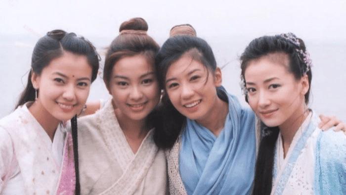 张无忌的四个女人:小昭老了,珠儿胖了,唯独最讨厌的她像是20岁!