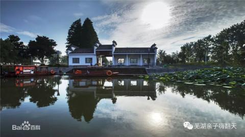 小格里自然风景区 位于安徽省 芜湖市南陵县烟墩镇霭里村