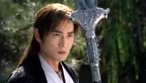 杨戬大战三首蛟龙, 原来二郎神的兵器三尖两刃戟是它变的
