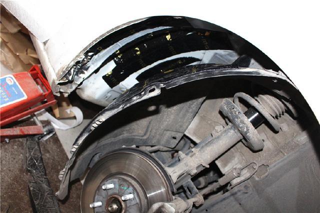 青岛别克英朗汽车四门,底盘,叶子板,引擎盖隔音赏析 获得车主称赞