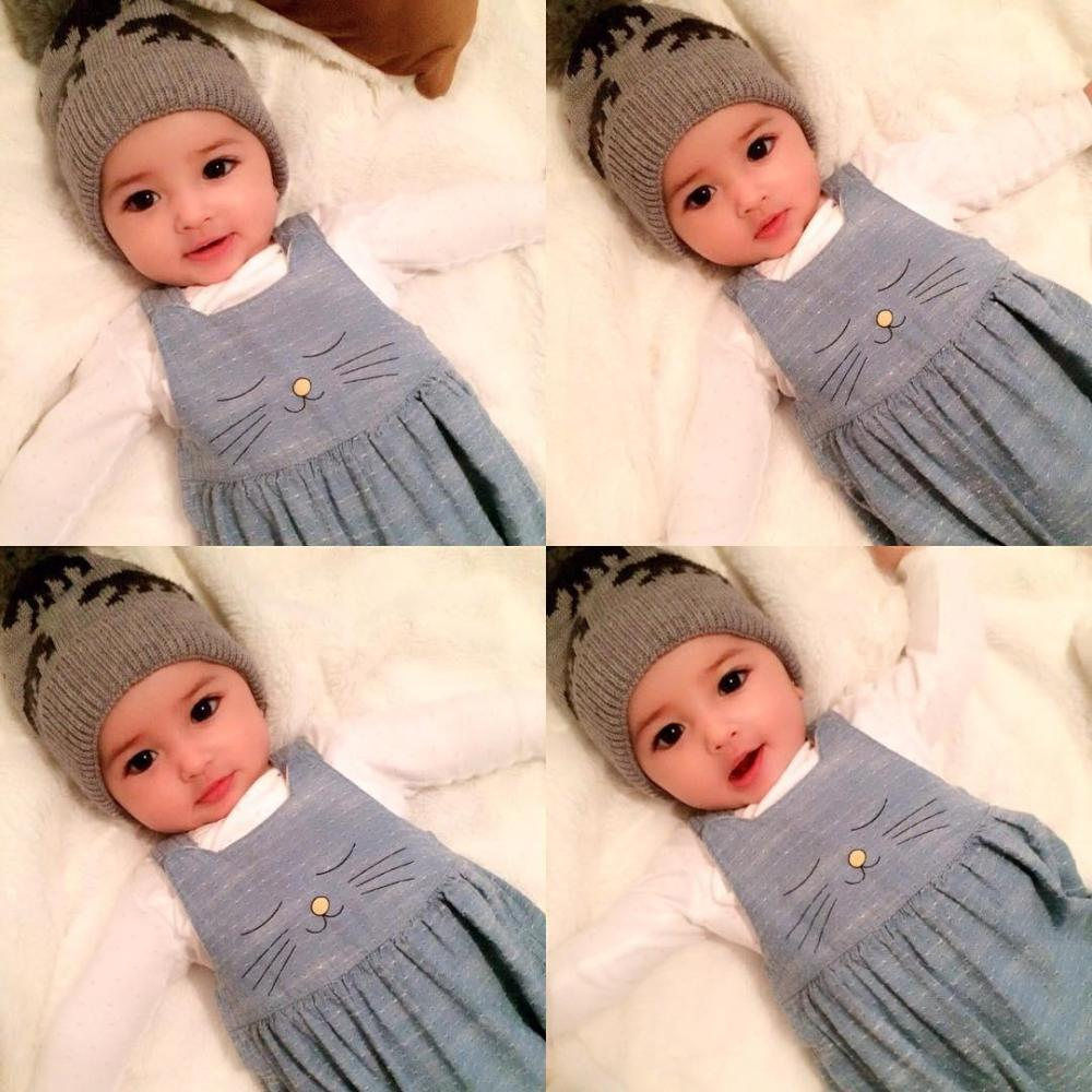 瑞典宝宝出生自带美颜效果, 网友: 眼睛太漂亮了
