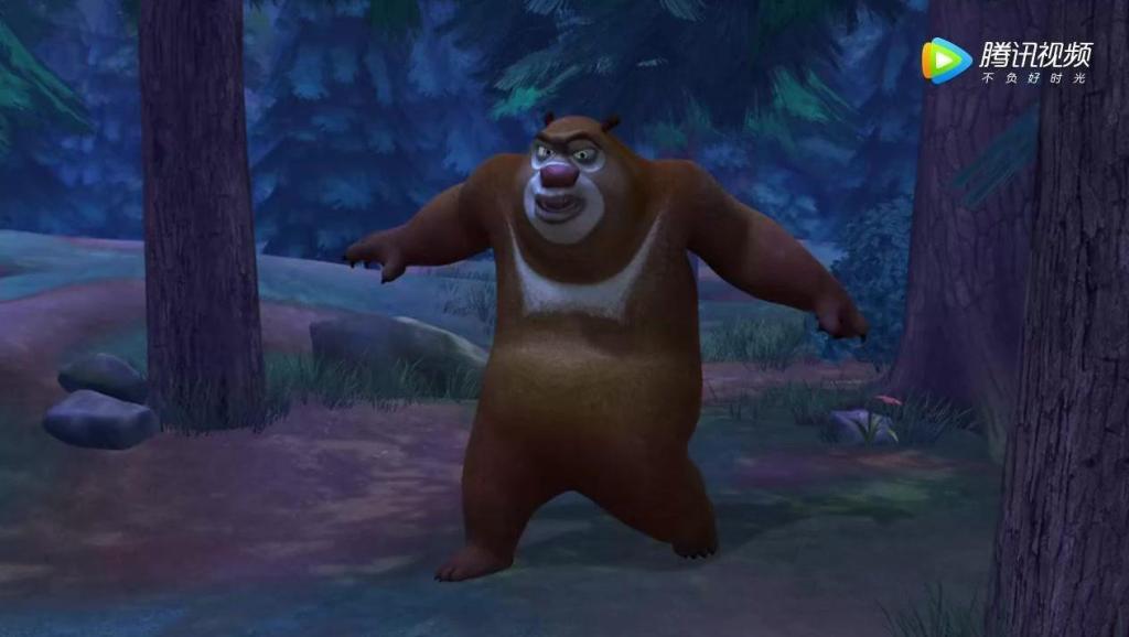 打开 打开 小北极熊也敲可爱,呆萌呆萌的 打开 熊出没 呆萌可爱的熊