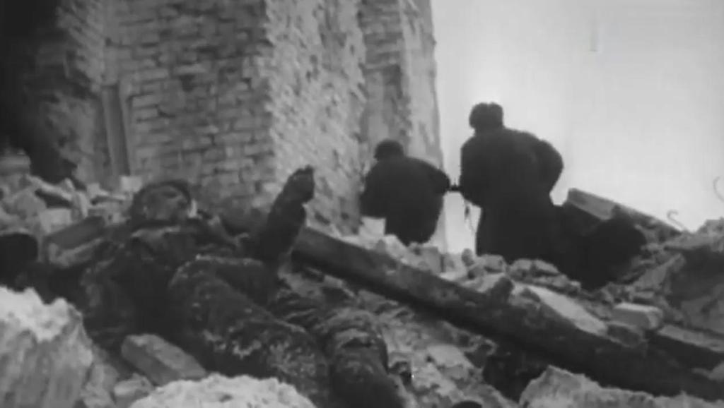 二战东线战场的结束,那些德国士兵阵亡在这些武器下