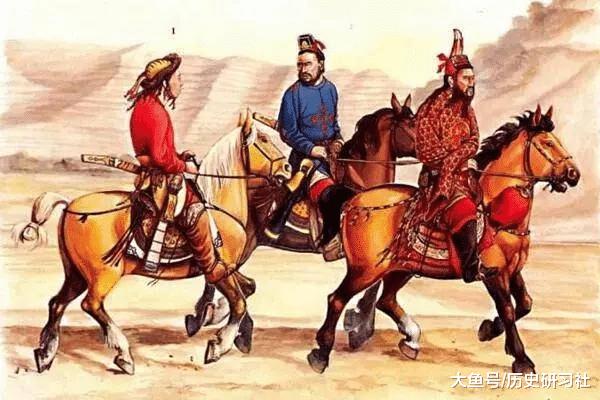 被唐太宗征服的突厥部落, 怎么突然就死而复活了?