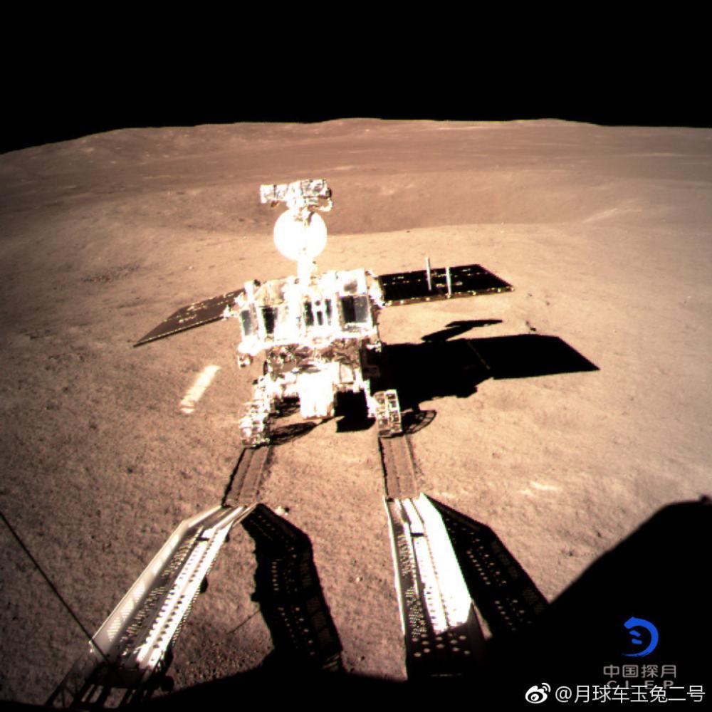 月球车玉兔二号为何吸引大批非航天迷追捧?(图2)