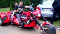 当百万级摩托车,一启动后才知道钱花哪了!