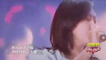 陈粒快男的舞台上演唱《易燃易爆炸》,攻气十足