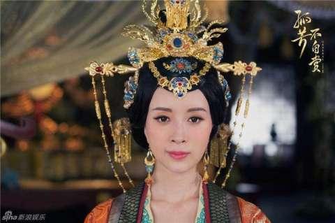 《西游记》续集中的孔雀公主金巧巧