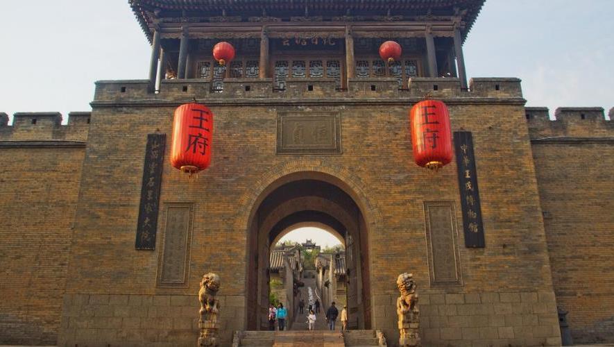 山西一民宅修了三百多年,被称民间故宫,面积比故宫还大