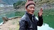 钓鱼: 老爷子专注锚鱼30年,现已80多岁依旧坚持每天锚鱼