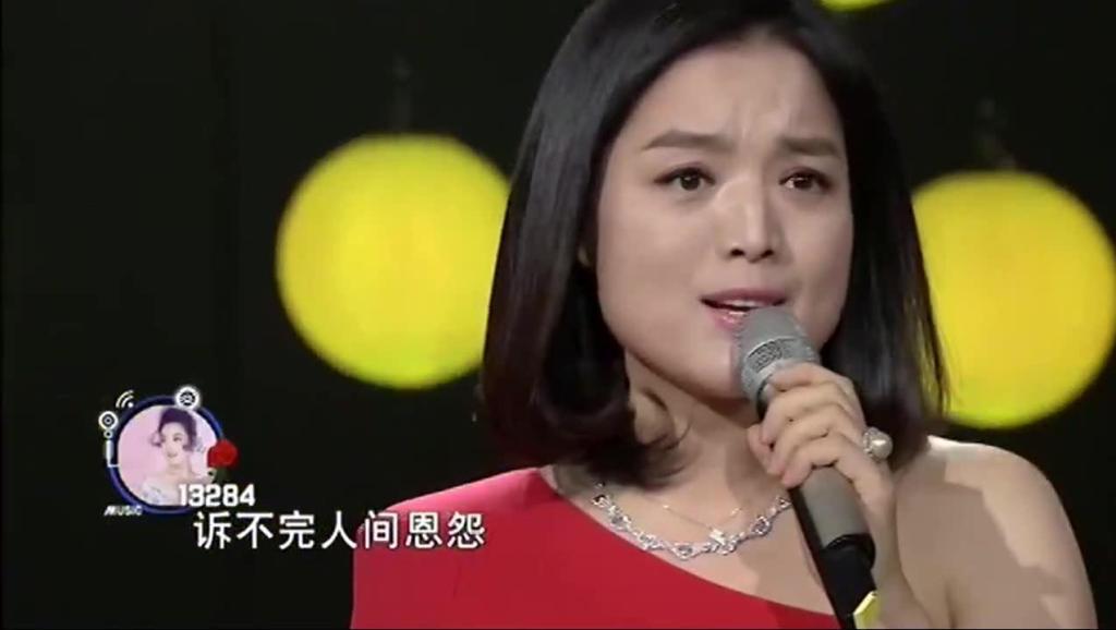 一曲《爱江山更爱美人》人美歌又好听,唱出了多少人的心声啊!