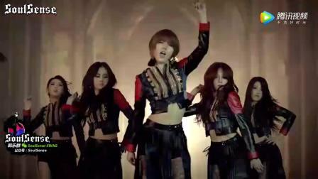 韩国女团4Minute专辑主打歌《Volume Up》MV