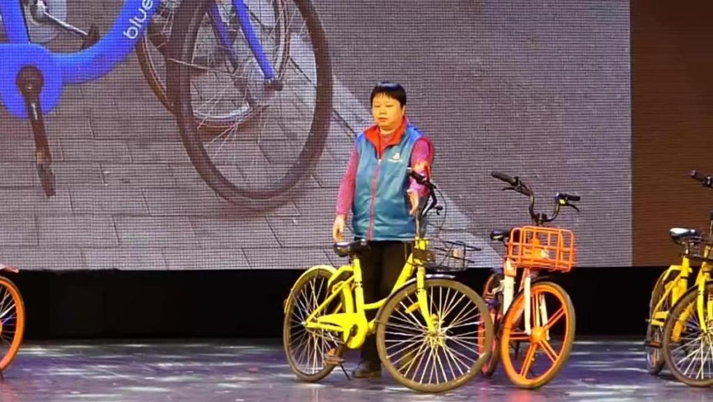 天坛周末10793 音乐剧《共享单车文明共享》朝阳呼家楼街道