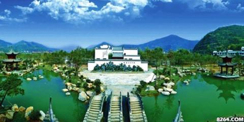 以国家级森林公园天竺山,明清建筑群漫川古镇,省级风景名胜区月亮洞和
