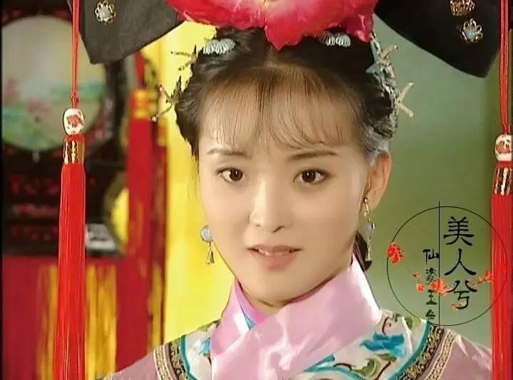 她是最温柔晴格格, 曾是赵丽颖学习的典范! 爆红堪称女星典范!