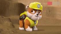 汪汪队立大功: 狗狗们去挖恐龙化石了!奇奇你要小心哦!