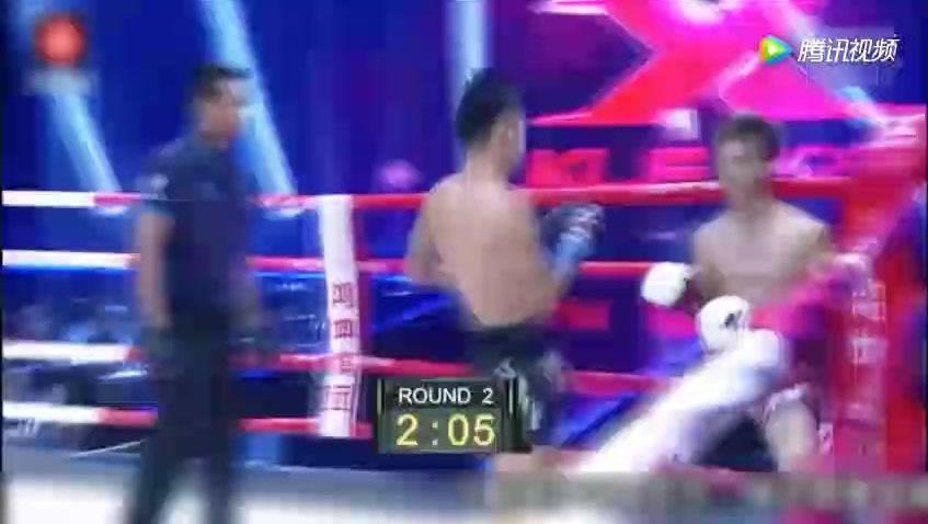 日本拳王携金腰带来踢馆!被中国勇士打瘫在地,医疗队就地抢救!clip