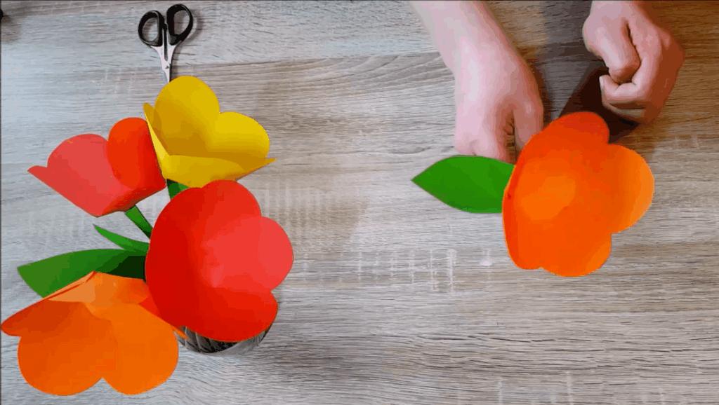 打开 diy, 用太空沙制作的太阳花, 百变造型玩不腻!