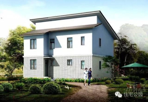 新农村自建房 10米x9米 超实用户型 含平面图