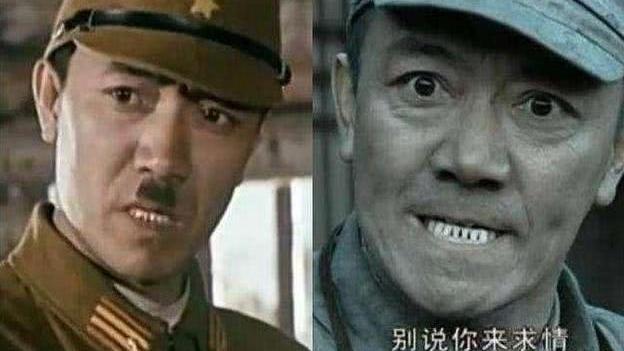明星换个造型就难以辨认?李云龙版日本军官,六小龄童版玉皇大帝