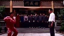 李连杰传统武术对战现代散打,充分说明中国武术就是花架子?