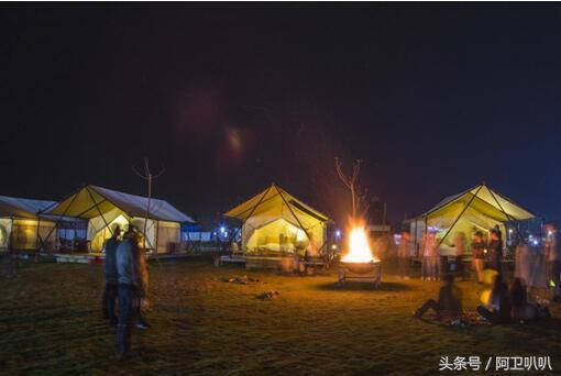 漳州双鱼岛房车营地