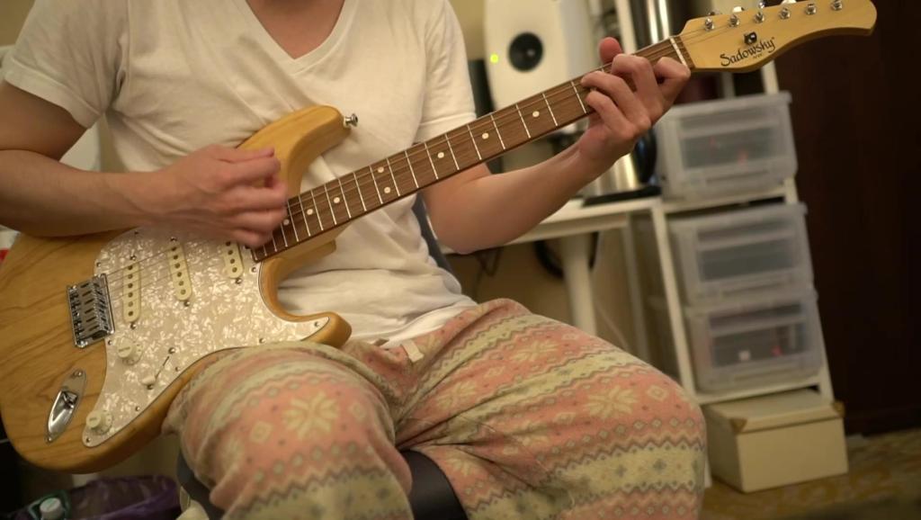 贝斯手学吉他日记