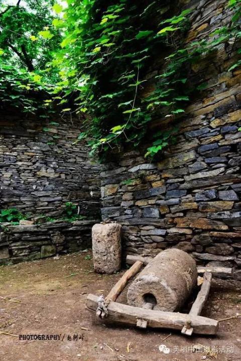 美丽中国行: 南阳大山深处的石头村 - 微信奴