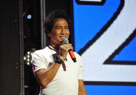 张杰登陆吉隆坡首唱 三生三世 , 盘点很会唱歌的明星们