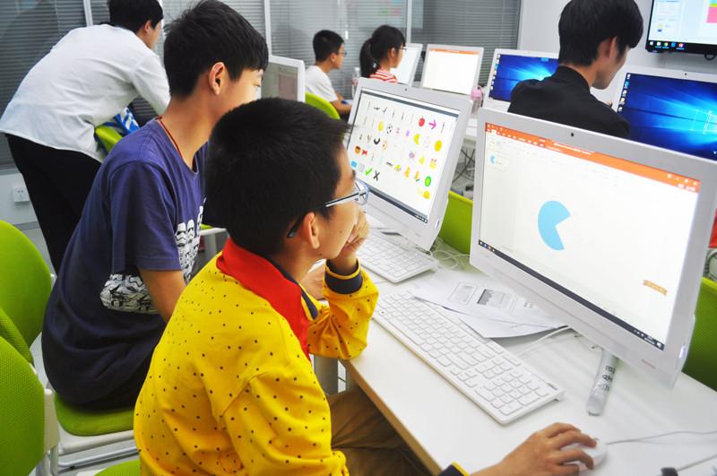 杭州儿童编程培训 孩子入学更轻松