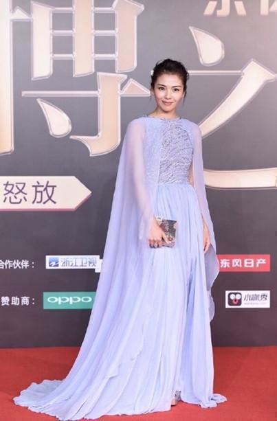 同穿百万礼服, 35岁范冰冰与39岁刘涛 差4岁颜值气质差真大 5