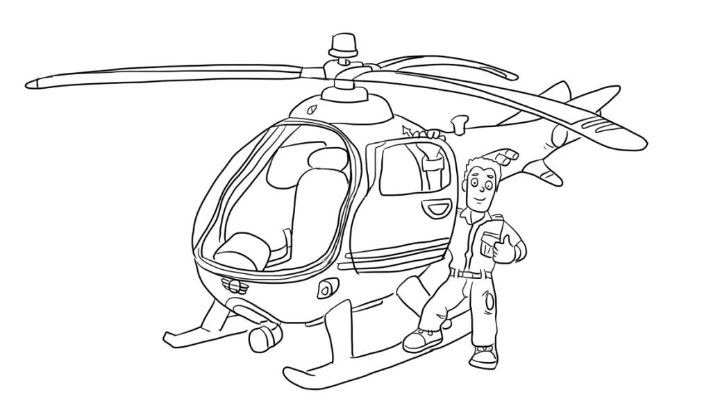 08直升机为什么不用在跑道上起飞