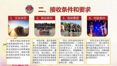 2018年上海市公安消防总队接收普通高等学校毕业生简章
