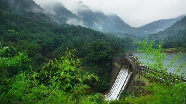 山东省淄博市九个知名的旅游景点
