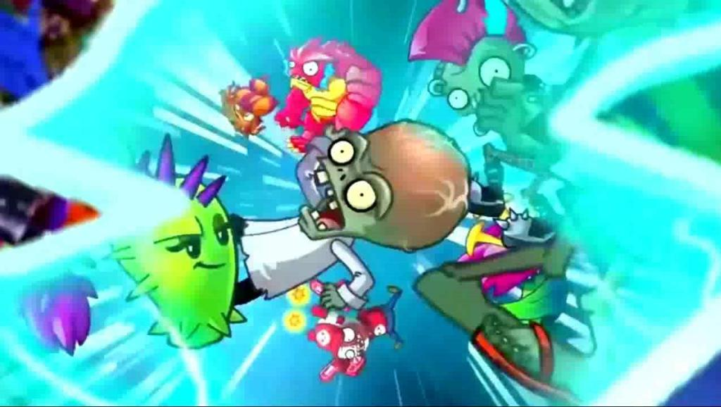 植物大战僵尸: 僵尸博士的时空旅行,他都遇到了什么