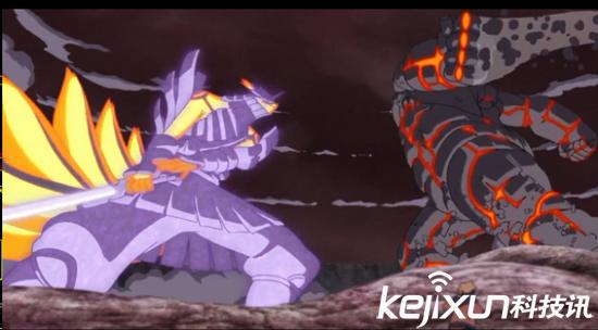 火影忍者最强尾兽九尾九喇嘛 愿你还能在火影忍者博人