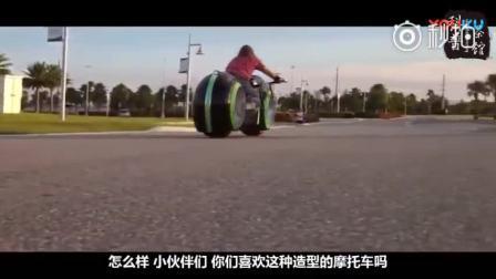 烧水摩托?没有轮胎?这两辆摩托每台都值辆路虎钱!