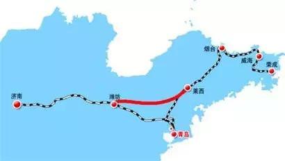 青岛多条地铁有新进展 ,5大高铁即将开通!