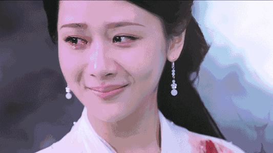 我在演哭戏, 杨颖: 我也在演哭戏, 没有比较就没有伤害 姚晨: