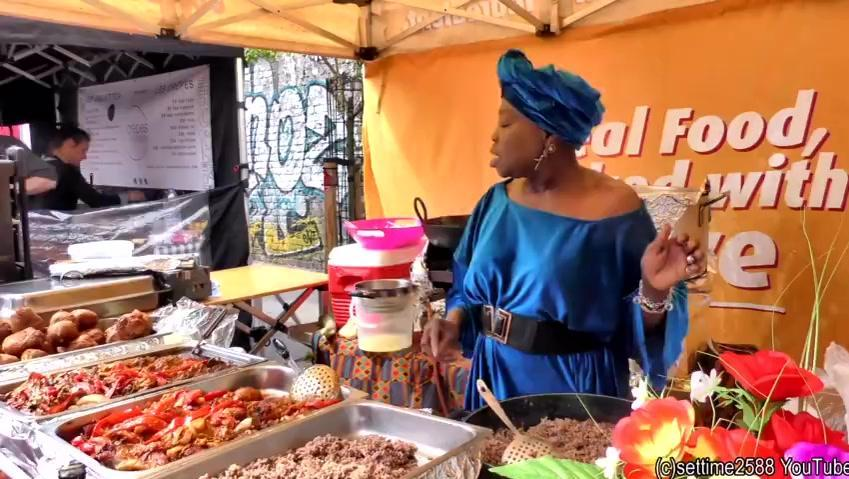 美食节上看到了非洲美食,让我们看看非洲都有什么好吃的?