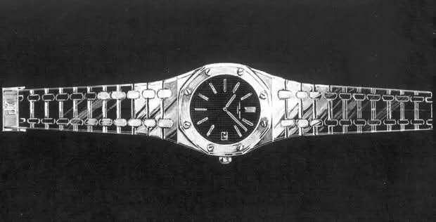 奢华运动表典范之作 品鉴钢表之王AP15400