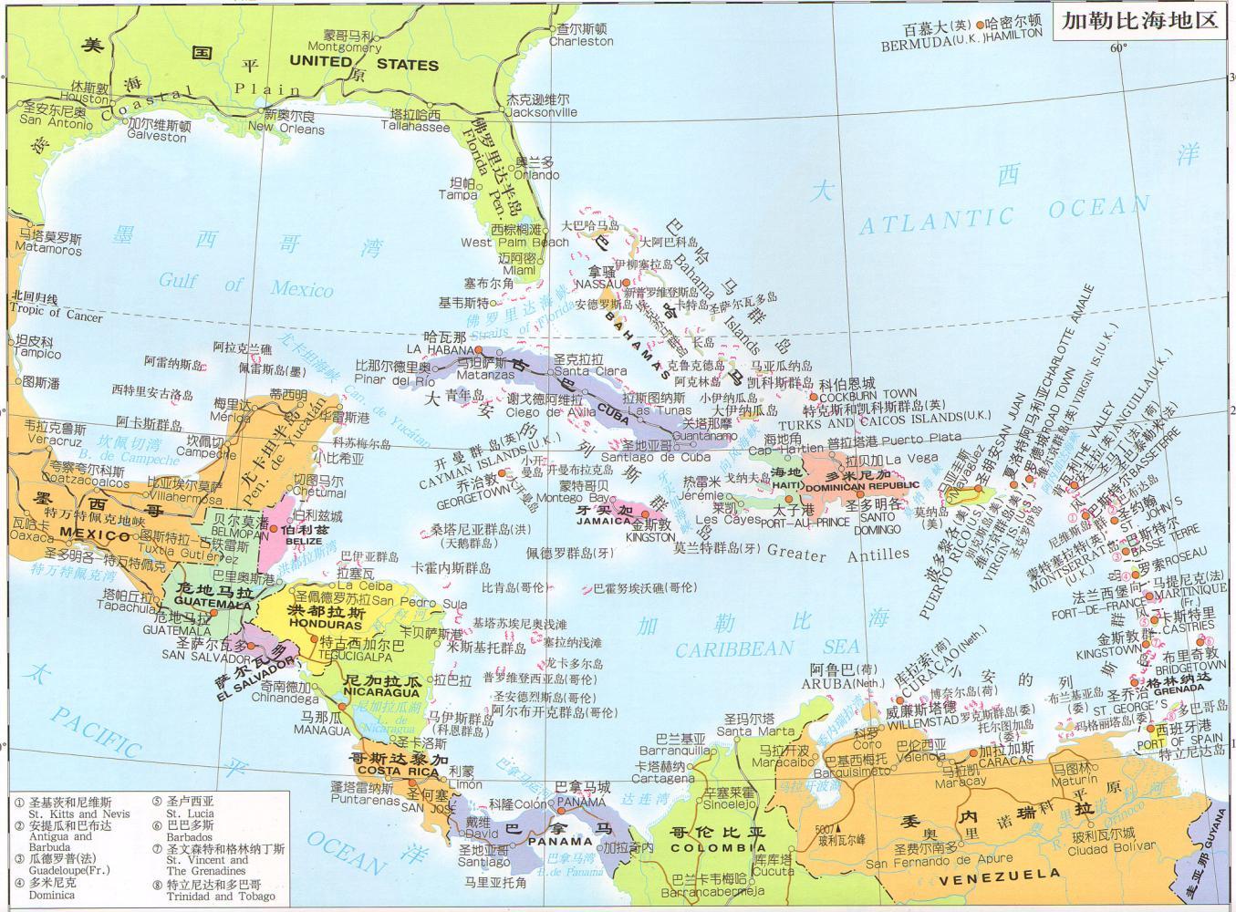 """1950年,美国宣布关岛为其""""未合并领土"""",成为美军在西太平洋军事存在的"""