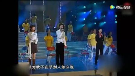 著名节目主持人合唱《九九艳阳天》《我的未来不是梦》好听至极!