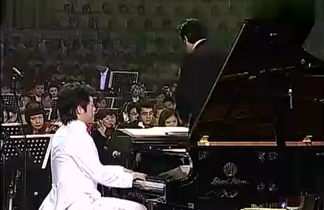 黄河钢琴协奏曲 郎朗