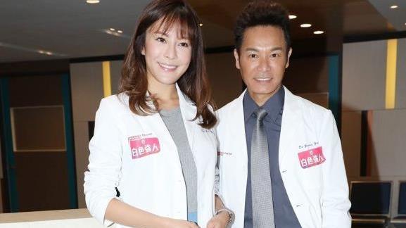 新剧被封最美医生, 直言对演技不够自信 TVB花旦突然富贵引争议,