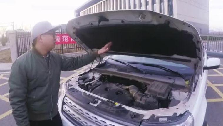 福特的发动机沃尔沃的平台,这款车不简单