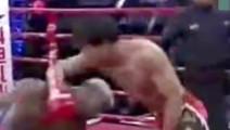 法国拳王赛前夸口要一拳KO死神方便,比赛果然是惊心动魄!