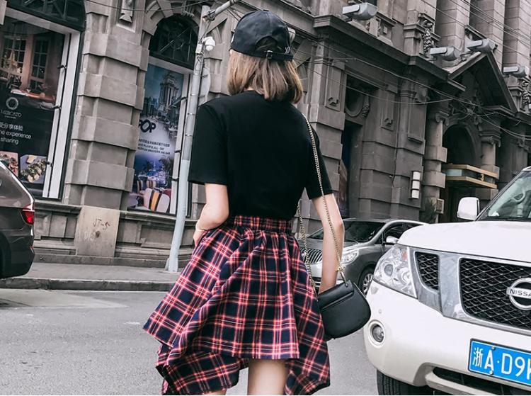 夏季半身裙_你夏季的穿搭, 已经被半身裙承包了!