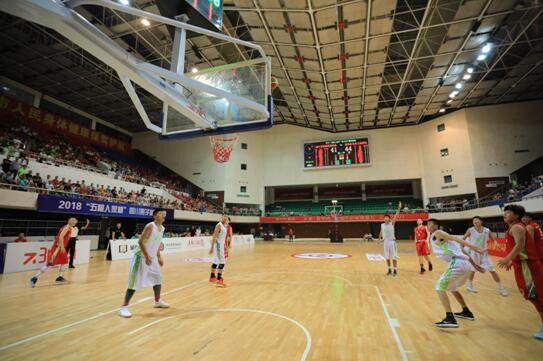 四川男子篮球联赛常规赛第六轮:遂宁主客场双杀南充